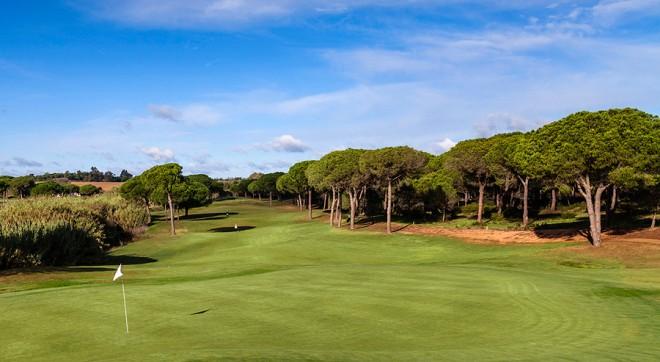 La Monacilla Golf Club - Málaga - Spanien - Golfschlägerverleih