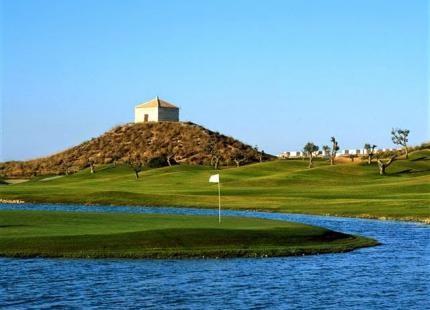 La Peraleja Golf Club - Alicante - Espagne - Location de clubs de golf