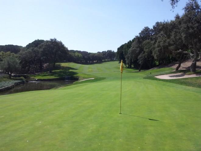 Almenara Golf Club - Málaga - Spanien