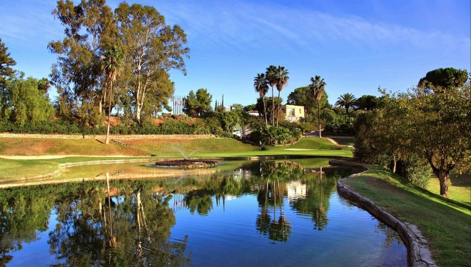 La Quinta Golf & Country Club - Málaga - Spanien - Golfschlägerverleih