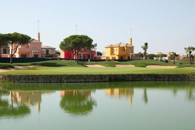 Sancti Petri Hills Golf - Málaga - Spanien