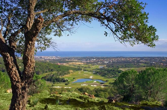 La Reserva de Sotogrande Golf Club - Malaga - Espagne - Location de clubs de golf