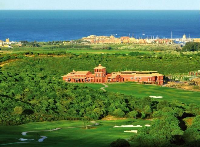 La Reserva de Sotogrande Golf Club - Málaga - Spanien - Golfschlägerverleih