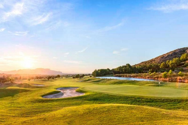 La Sella Golf Resort - Alicante - Espagne - Location de clubs de golf
