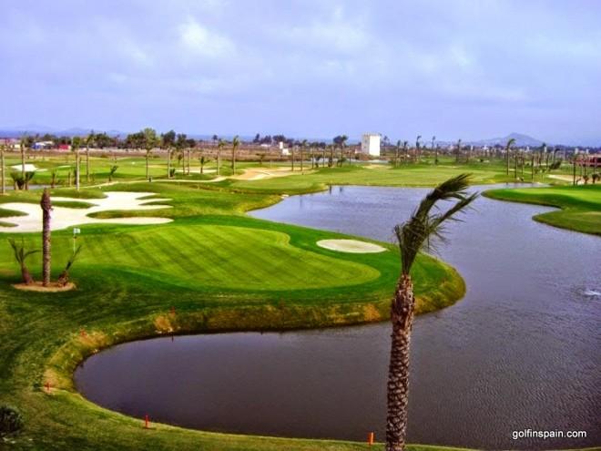 La Serena Golf Club - Alicante - Espagne - Location de clubs de golf