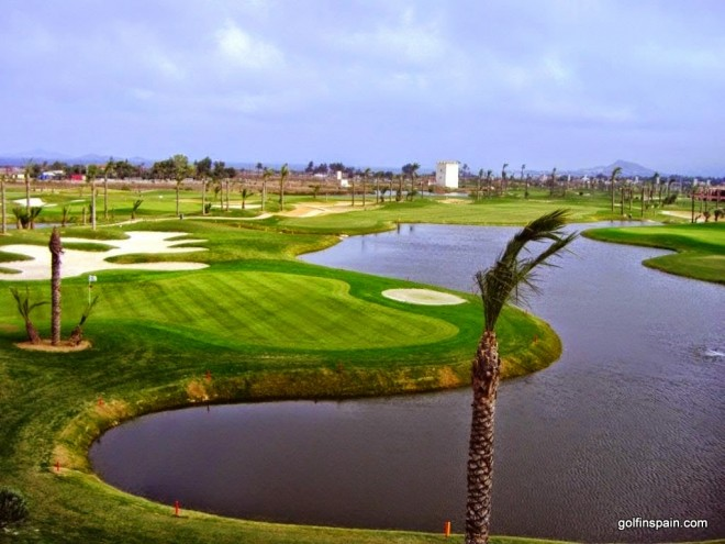 Clubs to hire - La Serena Golf Club - Alicante - Spain