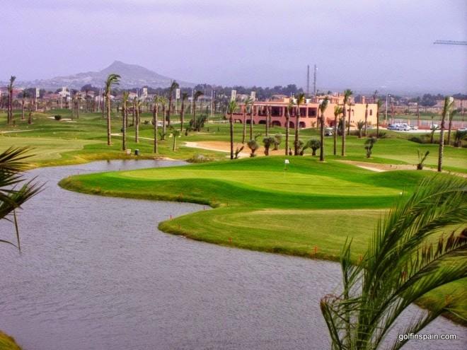 La Serena Golf Club - Alicante - Spanien - Golfschlägerverleih
