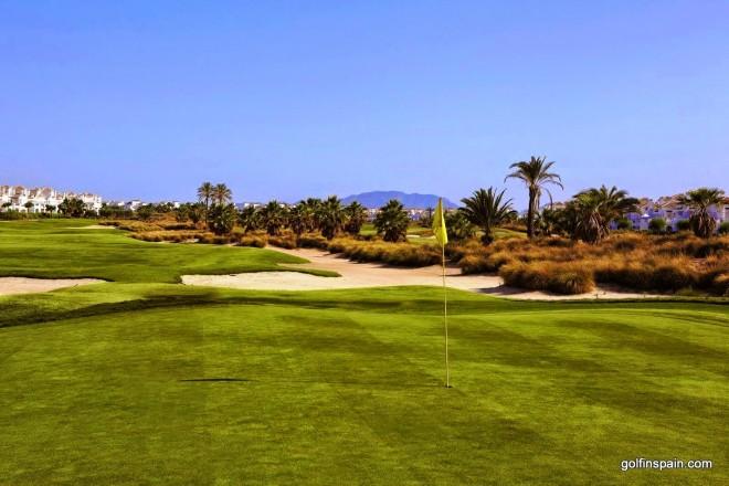 La Torre Golf Resort - Alicante - España - Alquiler de palos de golf