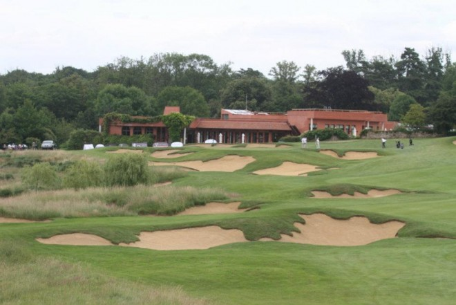 Golf de Joyenval - Paris - Francia