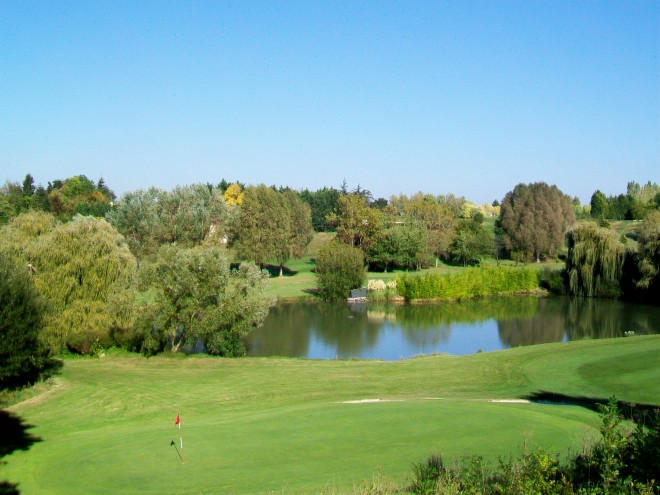 Golf Blue Green Bellefontaine - Paris - Frankreich