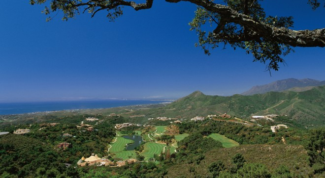 La Zagaleta Country Club - Malaga - Espagne - Location de clubs de golf