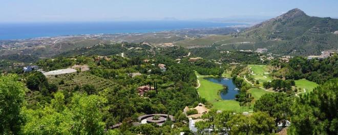 Alquiler de palos de golf - La Zagaleta Country Club - Málaga - España