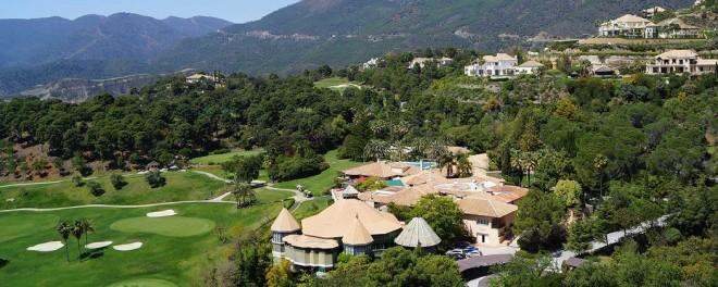 La Zagaleta Country Club - Malaga - Spagna - Mazze da golf da noleggiare
