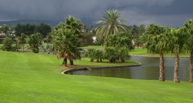 Real Club de Golf Sotogrande - Malaga - Spagna