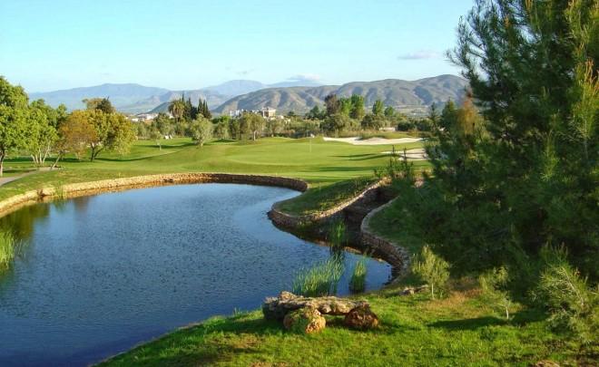 Lauro Golf Club - Malaga - Spagna - Mazze da golf da noleggiare