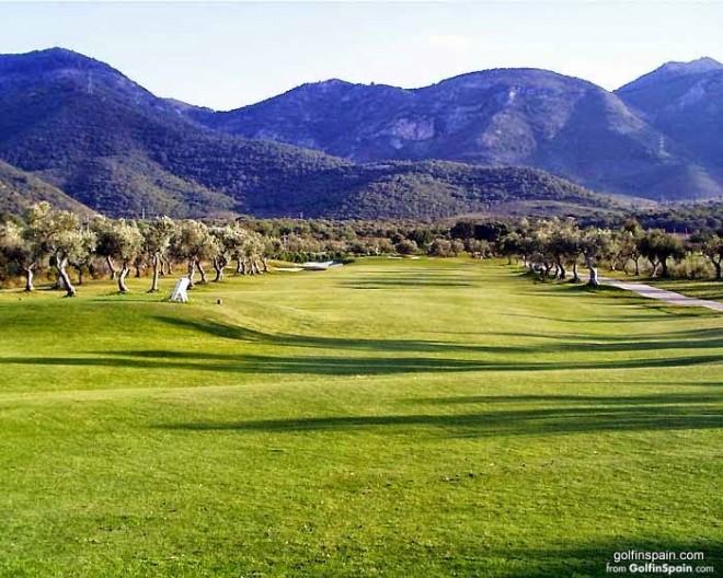 Lauro Golf Club - Málaga - Spanien - Golfschlägerverleih