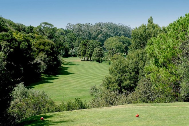 Lisbon Sports Club - Lisboa - Portugal - Alquiler de palos de golf