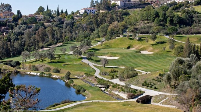 Los Arqueros Golf & Country Club - Malaga - Espagne - Location de clubs de golf