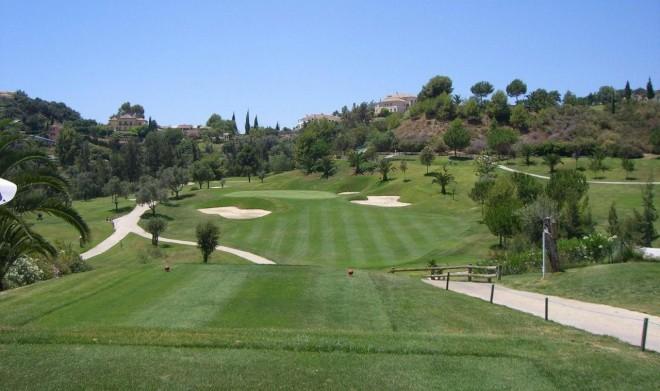 Los Arqueros Golf & Country Club - Malaga - Spagna - Mazze da golf da noleggiare