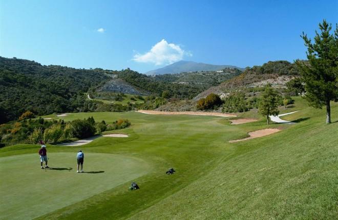 Golfschlägerverleih - Los Arqueros Golf & Country Club - Málaga - Spanien