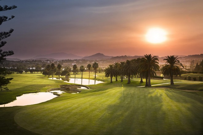 Los Naranjos Golf Club - Málaga - España - Alquiler de palos de golf