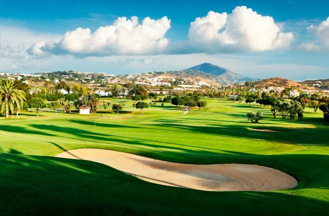 Los Naranjos Golf Club - Malaga - Spagna - Mazze da golf da noleggiare