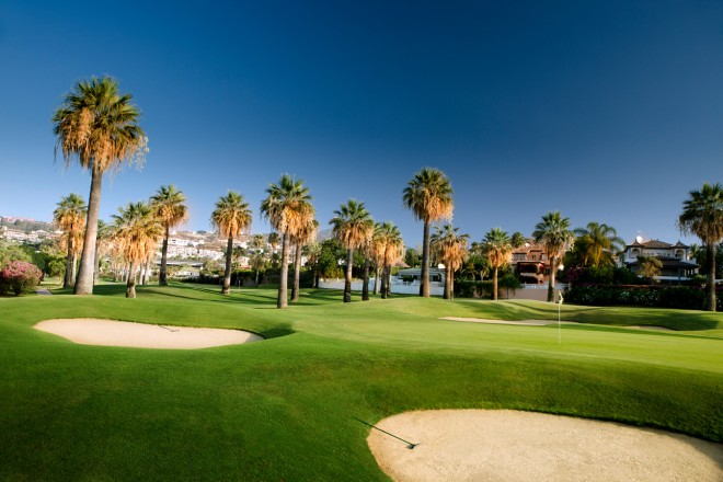 Clubs to hire - Los Naranjos Golf Club - Malaga - Spain