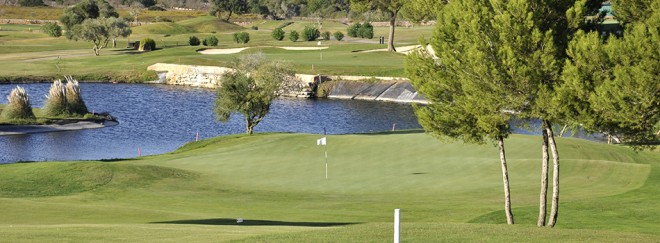 Maioris golf - Palma de Mallorca - Spanien - Golfschlägerverleih