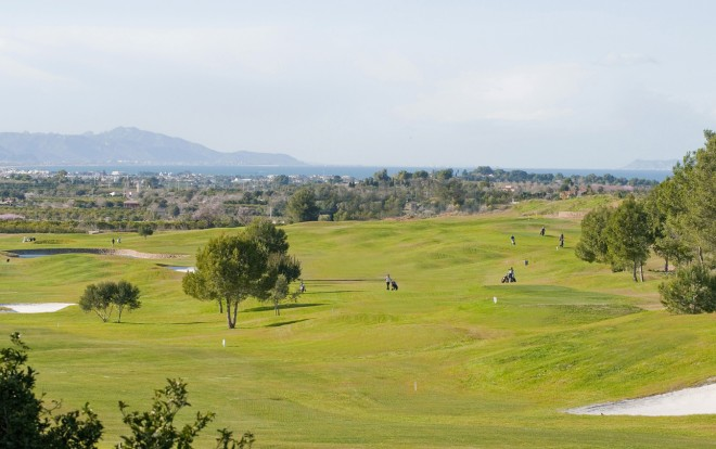 La Sella Golf Resort - Alicante - España