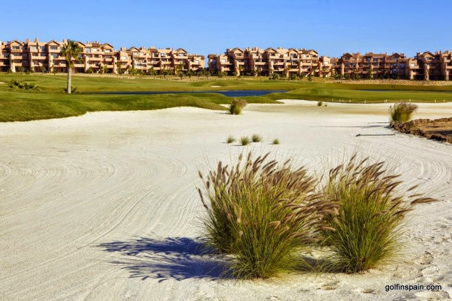 Mar Menor Golf Resort - Alicante - Spain - Clubs to hire