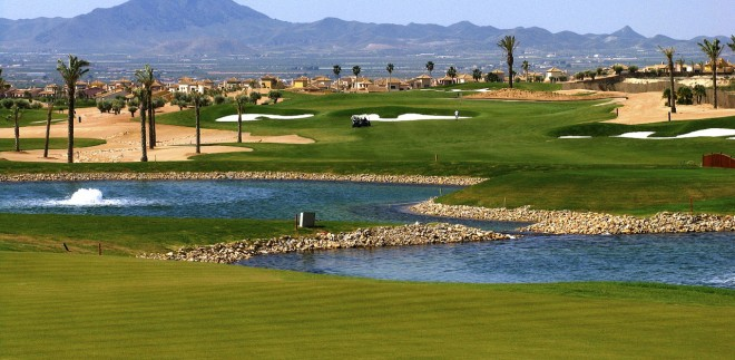 Hacienda del Alamo Golf Club - Alicante - Spain