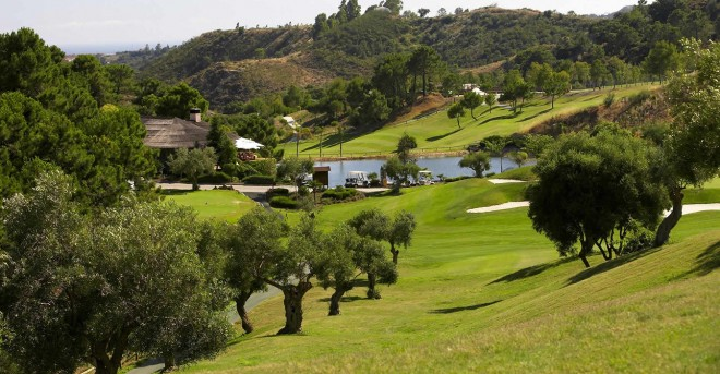 Marbella Golf & Country Club - Malaga - Espagne - Location de clubs de golf