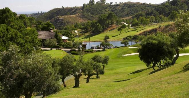 Marbella Golf & Country Club - Malaga - Spagna - Mazze da golf da noleggiare