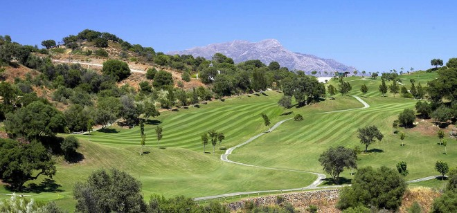 Marbella Golf & Country Club - Málaga - Spanien - Golfschlägerverleih