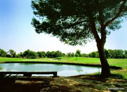 Marriott Son Antem Golf Club - Palma de Majorque - Espagne - Location de clubs de golf