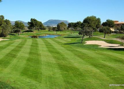 Marriott Son Antem Golf Club - Palma de Majorque - Espagne - Location de clubs de golf