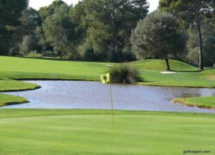 Marriott Son Antem Golf Club - Palma de Mallorca - Spanien - Golfschlägerverleih