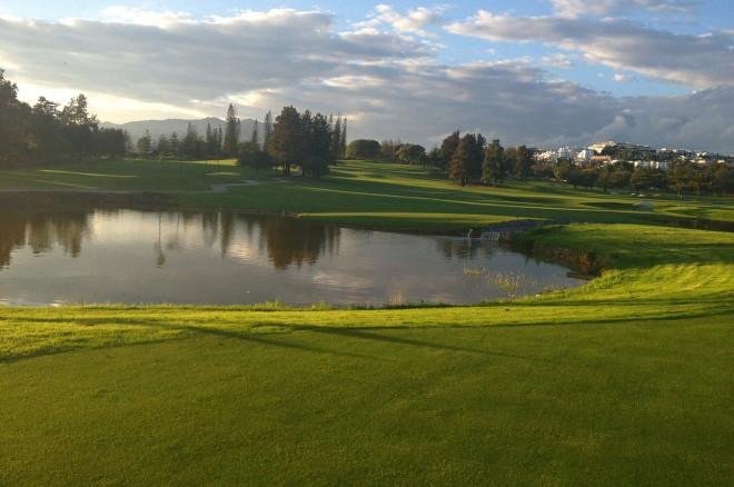 Mijas Golf Club - Málaga - España - Alquiler de palos de golf