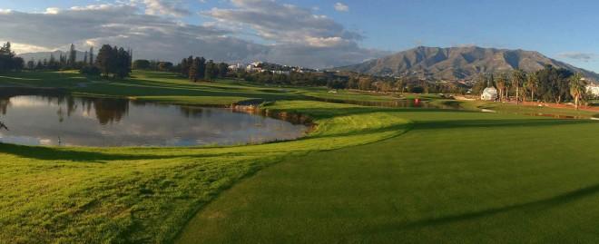 Mijas Golf Club - Malaga - Spagna - Mazze da golf da noleggiare