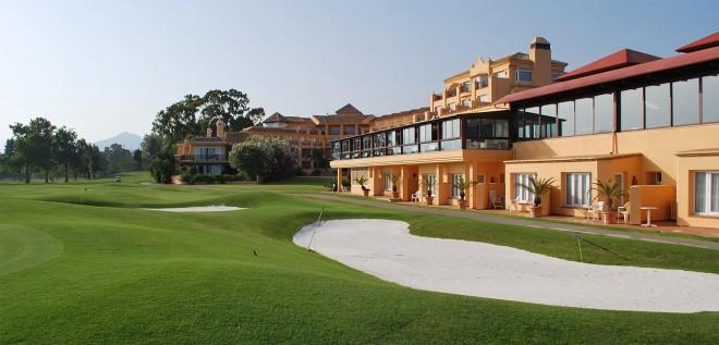 Real Club de Golf Guadalmina - Málaga - Spanien