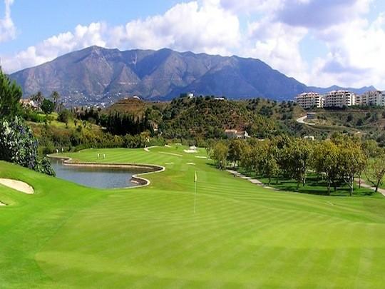 Miraflores Golf Club - Malaga - Spagna - Mazze da golf da noleggiare