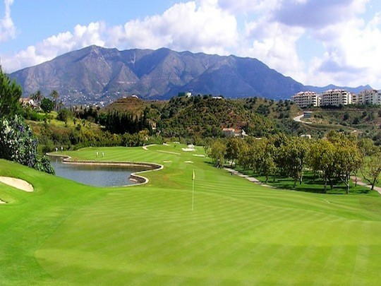 Clubs to hire - Miraflores Golf Club - Malaga - Spain