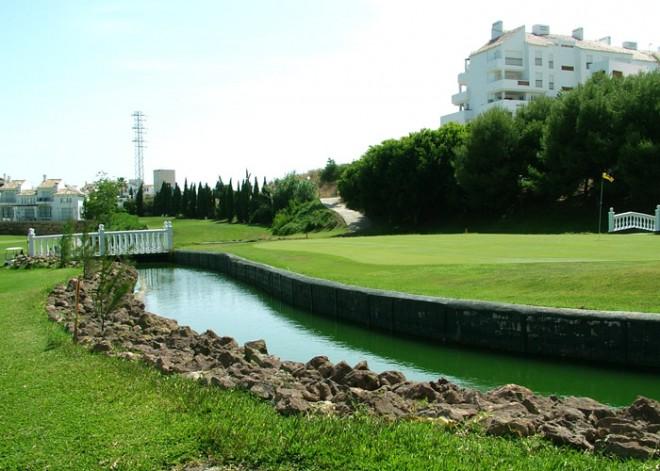 Miraflores Golf Club - Málaga - Spanien - Golfschlägerverleih