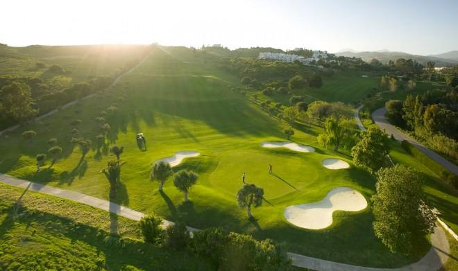 Estepona Golf Club - Málaga - Spanien