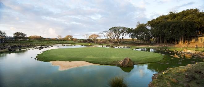 Mont Choisy Le Golf - Isola di Mauritius - Repubblica di Mauritius - Mazze da golf da noleggiare