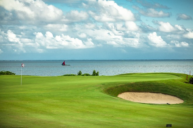 Anahita Four Seasons Golf Club - Mauritius Island - Republic of Mauritius