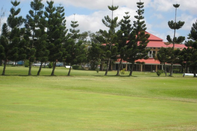 Mauritius Gymkhana Golf Club - Mauritius - Republik Mauritius