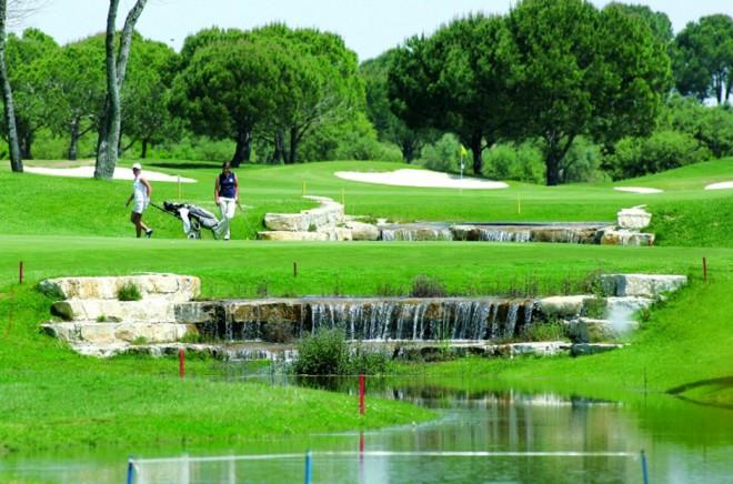 Montado Golf Course - Lisboa - Portugal - Alquiler de palos de golf