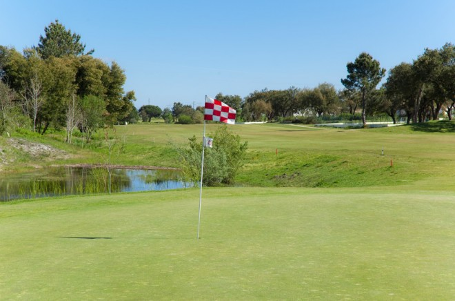 Montado Golf Course - Lisbon - Portugal - Clubs to hire