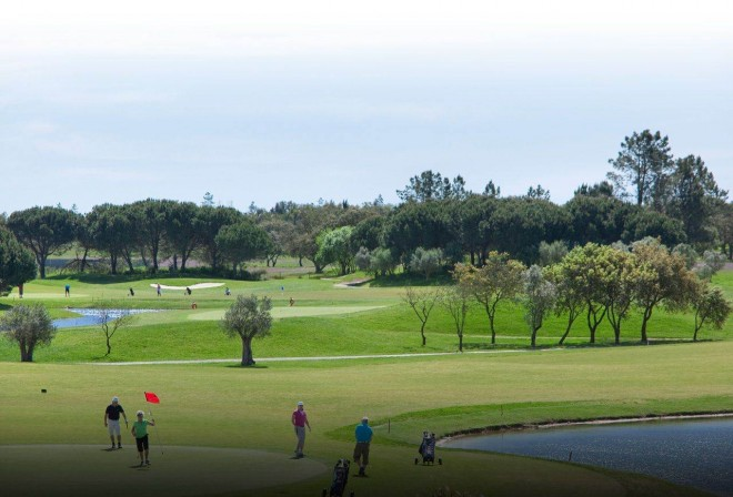 Montado Golf Course - Lisbonne - Portugal - Location de clubs de golf